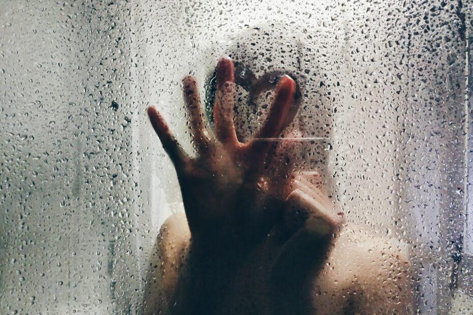 pieszczoty pod prysznicem opowiadanie
